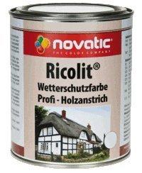 novatic Ricolit Wetterschutzfarbe