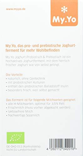 My.Yo Joghurtkulturen Pro- und Prebiotisch, Joghurtferment von My.Yo - 4