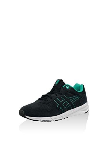 Asics Unisex-Erwachsene Shaw Runner Sneaker Schwarz