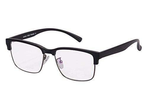 Shinu progressiva messa a fuoco multipla occhiali da lettura multifocus occhiali multifocali computer occhiali da lettura-sh018c20x(up+0.50, down+2.00)