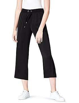 FIND Pantalone Donna in Satin