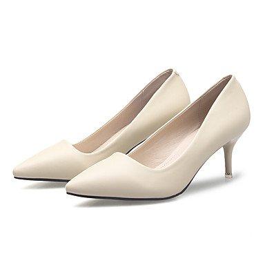 Moda donna sexy sandali scarpe donna Easy Street medio tacchi Punta tacchi per casuale/Dress/ Ufficio&carriera/sera più colori disponibili Black