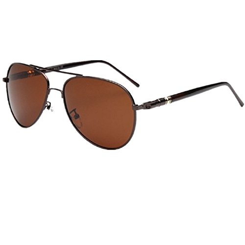 O-C Men's Classical Driving Sunglasses Polarized 66mm