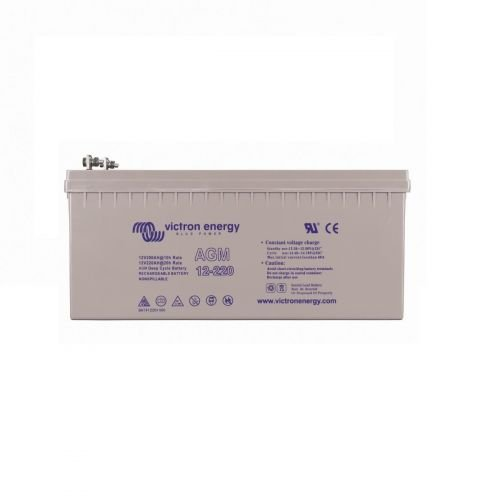 Preisvergleich Produktbild Victron AGM 12 / 220Ah Deep Cycle Batterien 12 Volt