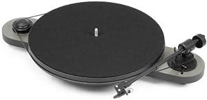 Pro-Ject 13202 Elemental Giradischi, Argento/Nero in offerta da Polaris Audio Hi Fi