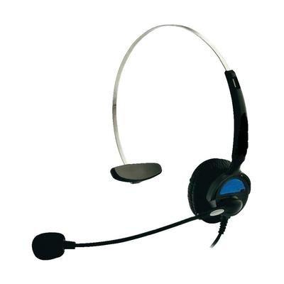 Konrad 923686–62Micro Kopfhörer für Smartphone schwarz