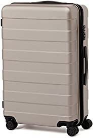 Muji Hard Carry Bag(63L) With Stopper & Adjustable Carry-Bar B