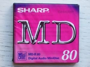Sharp MD80...