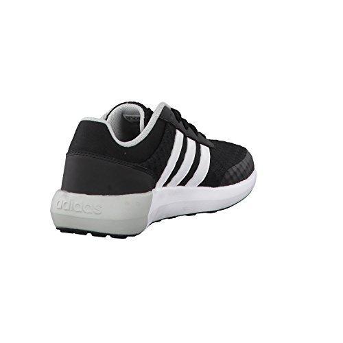 adidas - Cloudfoam Race K, Scarpe sportive Bambino Nero (Negro (Negbas / Ftwbla / Onicla))