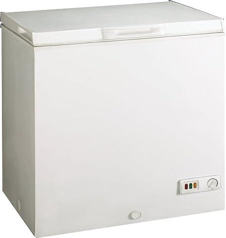 Congelateur Coffre Classe A+ - Haier BD 203GAA Congélateur coffre 205L Classe: