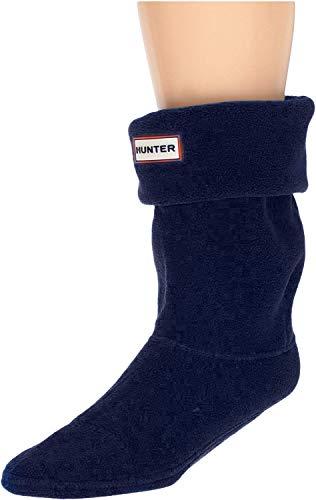 Calcetines Hunter cortos forro polar Azul azul marino