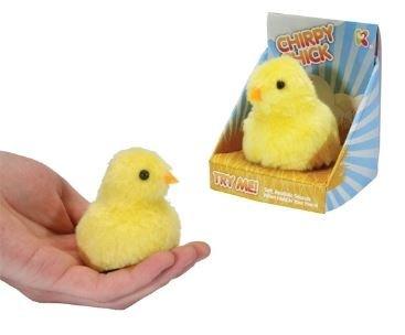 Preisvergleich Produktbild Chirpy Chick Osterküken Pipsendes Plüschtier