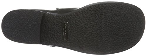 John W. Shoes Sanna, Bottines à doublure froide femme Noir - Noir