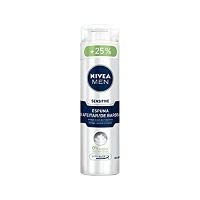 Nivea Men Sensitive Espuma de Afeitar - 250 ml