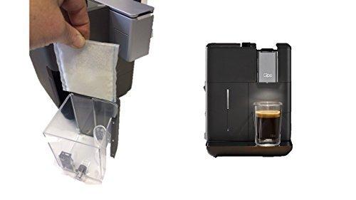 Gleich richtig starten Qbo You-Rista - Kaffee Kapselmaschine verbessern Sie den Kaffeegeschmack und...