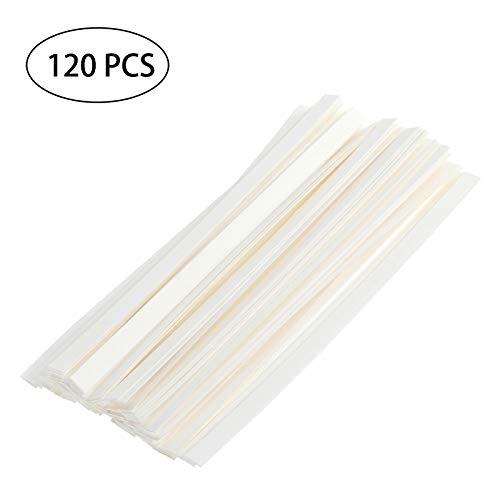 Tester Papierstreifen für Aromatherapie, Parfüm, ätherische Öle, 120 Stück (Parfüm Tester)
