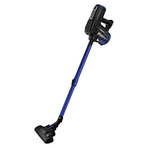 Cecotec Aspirador Vertical Conga ThunderBrush 550. Aspirador Vertical 360º 2 en 1, Aspirador Vertical...