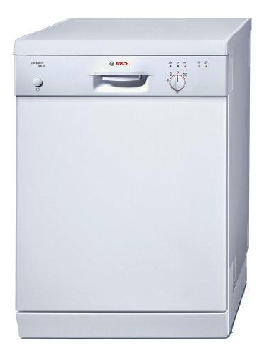 Bosch SGS33E52EU lave-vaisselle Autonome 12 places A - Lave-vaisselles (Autonome, Blanc, 0,17 m, CE, VDE, 12 places, 54 dB)
