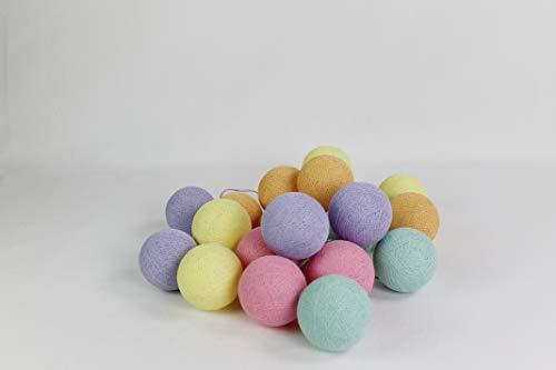 Cotton Ball Lights 716855432131