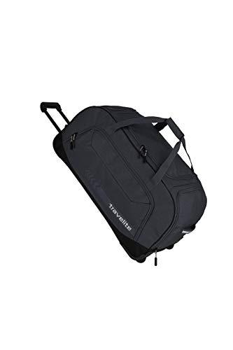 """Travelite Reise- und Sporttaschen \""""KICK OFF\"""" von travelite in 3 Farben: praktisch, robust und auch zum Ziehen Reisetasche, 77 cm, 120 L, D\'anthrazit"""