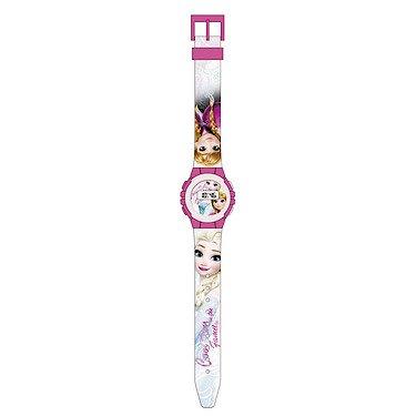 Disney Frozen Reloj de pulsera digital unica Kids Euroswan WD17823 de Kids Euroswan