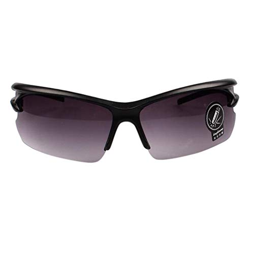 Storerine Unisex Sonnenbrillen Fahrrad Laufen Fahren Angeln Golf Baseball Gläser Brille für Sport oder andere Aktivitäten im Freien