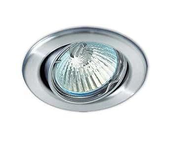 BRUMBERG 2191.07/322107 Spot encastré L31 ampoule GX5 50W blanc