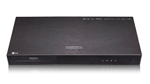 LG UP970 – Ultra HD Blu-ray Disc Player - 8