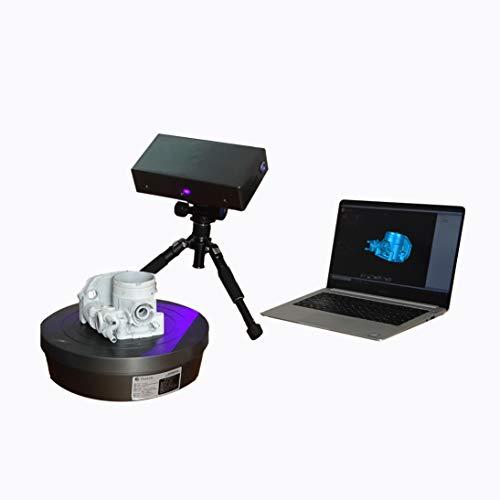 Industrielle 3D Scanner für 3D Drucker 0.04mm Precision Professionelle Desktop 3D Scanner für die Arbeit 3D Scanner Thunk3D Cooper M20 Auto 3D Scanner