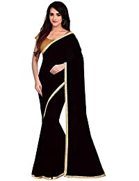 d6f1fe9453 Viva N Diva Indian Bollywood Sarees for Women Georgette Saree Ethnic Party Wear  Sari with Unstitched