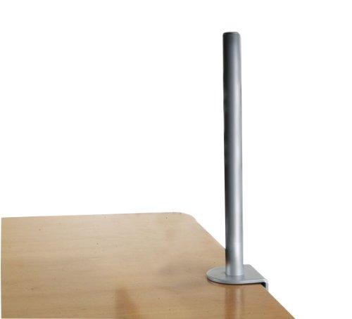LINDY 40692 - Tischhalterungsmodul - Modulares Halterungssystem für Monitore und Notebook - Höhe 45cm - Silber -