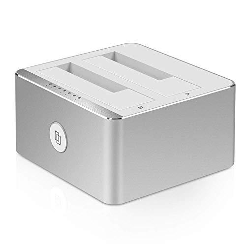 Estación Acoplamiento Disco Duro USB 3.0 función