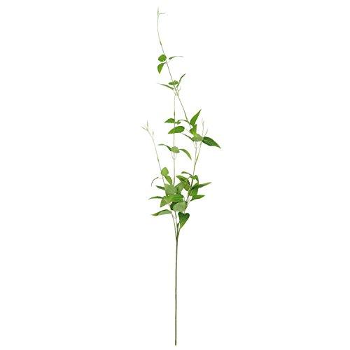 Clayre & Eef 6PL0182 Kunstblume Blumendekoration Zweig grün