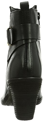 Bugatti V34311G Damen Kurzschaft Stiefel Schwarz (schwarz 100)