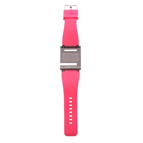 Almencla Multi Touch Armband Armband Für IPod Nano Der 6. Generation - Rosa 3 (Ipod Der Touch Generation 3. Nano)
