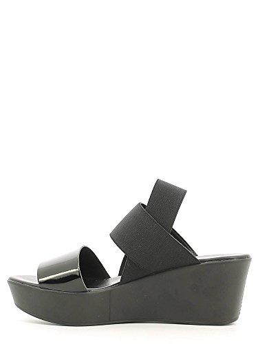 GR†NLAND , Sandales et chaussures ouvertes femme Noir