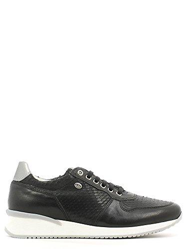 KEYS 5215 Sandalo tacco Donna Nero