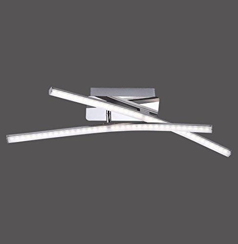 LED 10 Watt Decken Lampe Strahler schwenkbar Beleuchtung Leuchten Direkt 11270-55 -