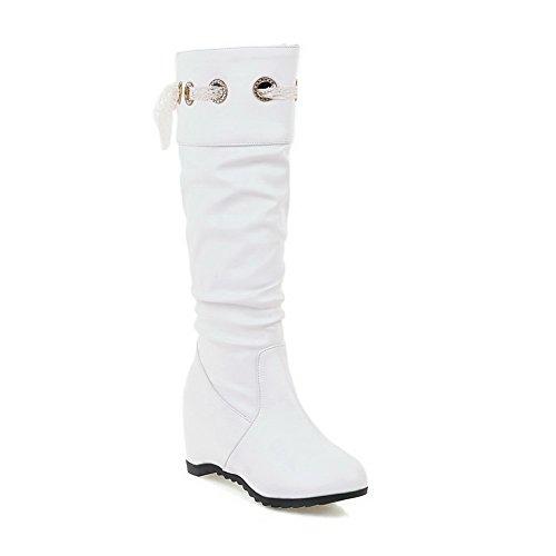 Plateforme Blanc femme Abl09703 Sandales BalaMasa 4qBwpUv