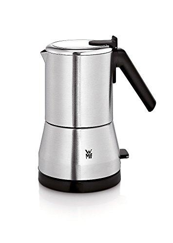 WMF 412220011 KÜCHENminis Cafetière à espresso, 400 W, métal
