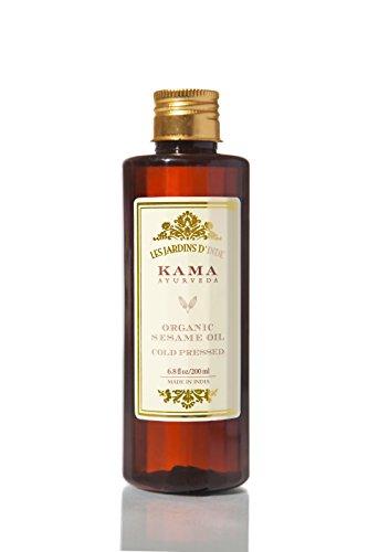 Kama Ayurveda Organic Sesame Oil, 200ml