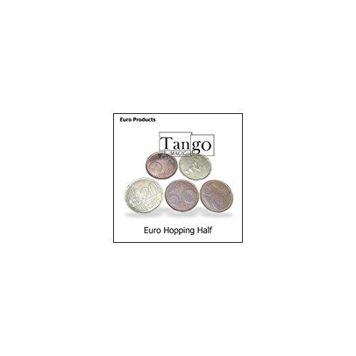 HOPPING HALF EURO (W/DVD)(E0031)BY TANGO   TRICK