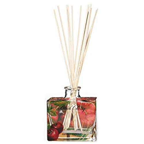 """Yankee Candle """"Black Cherry"""" Signature Reed Diffusor, rot"""