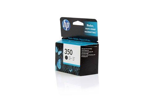 Original HP CB335EE / 350, für PhotoSmart C 4340 Premium Drucker-Patrone, Schwarz, 200 Seiten, 4,50 ml (Patronen Hp Toner 4200 Drucker)