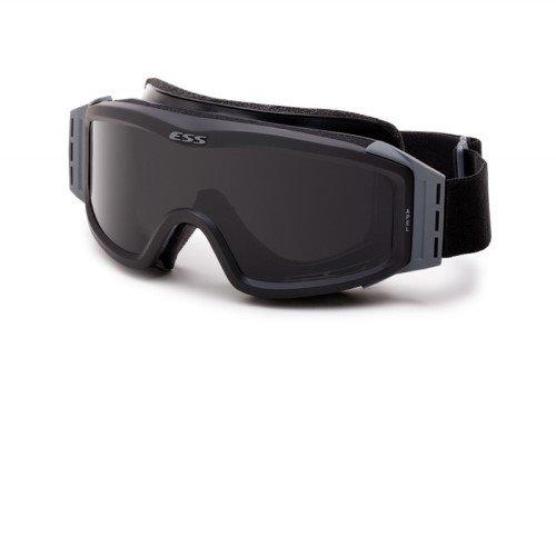 ESS Gafas Perfil Gafas de visión Nocturna Compatible, Unisex, Negro