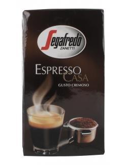 Segafredo Espresso Casa gemahlenen Kaffee 250g