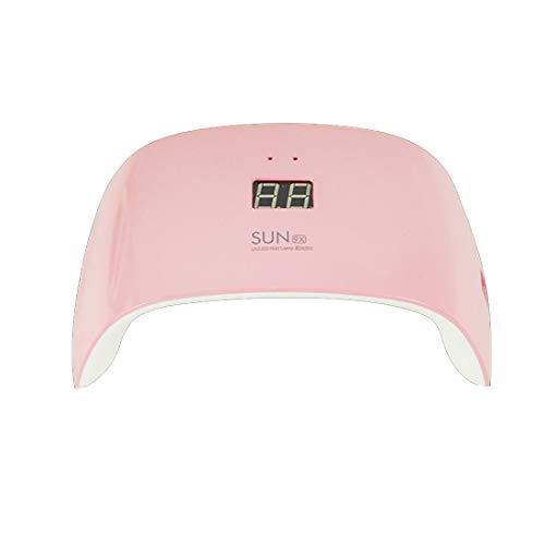JOYIYUAN UV-Lampe UV-Lampe für UV-Lampe für leichte Nägel Pink