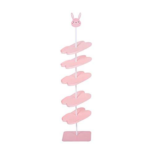 asterisknewly Stehendes Lagerregal Zuhause Schuhablage Stand Cartoon Tier Schuhregal Tragbarer Schuhschrank Nettes Schuhregal Für Erwachsene Kinder