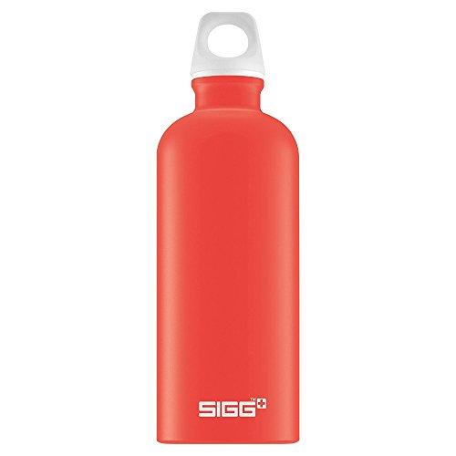 SIGG Alu Lucid Scarlet 0,6 l rd   8673.10
