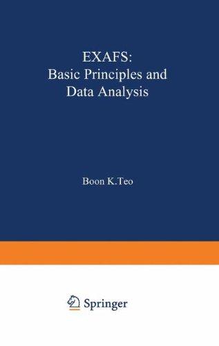 Exafs: Basic Principles and Data Analysis (Inorganic Chemistry Concepts, Band 9)